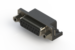 622-015-260-503 - EDAC   Standard Right Angle D-Sub Connector