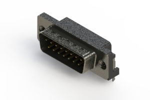 623-015-261-035 - Right Angle D-Sub Connector