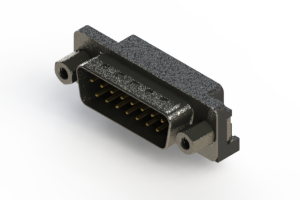 623-015-261-503 - Right Angle D-Sub Connector