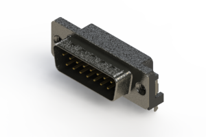 623-015-361-032 - Right Angle D-Sub Connector