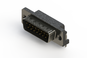 623-015-361-035 - Right Angle D-Sub Connector