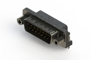 623-015-661-033 - Right Angle D-Sub Connector
