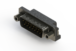 623-015-661-503 - Right Angle D-Sub Connector