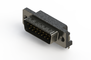 623-015-661-535 - Right Angle D-Sub Connector
