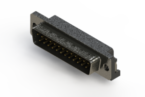 623-025-261-001 - Right Angle D-Sub Connector