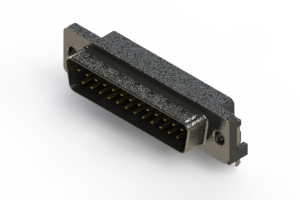 623-025-261-031 - Right Angle D-Sub Connector