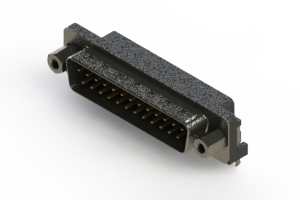623-025-261-033 - Right Angle D-Sub Connector