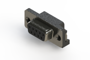 624-009-261-005 - Right Angle D-Sub Connector