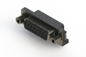 624-015-261-003 - Right Angle D-Sub Connector