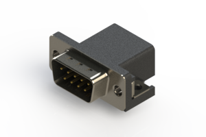 625-009-362-011 - Right Angle D-Sub Connector