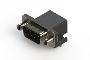 625-009-362-030 - Right Angle D-Sub Connector