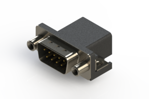 625-009-362-550 - Right Angle D-Sub Connector