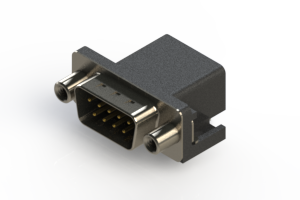 625-009-662-000 - Right Angle D-Sub Connector