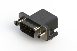 625-009-662-040 - Right Angle D-Sub Connector