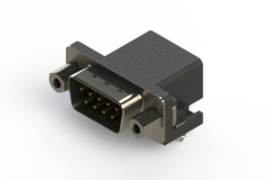 625-009-662-043 - Right Angle D-Sub Connector