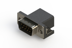625-009-662-051 - Right Angle D-Sub Connector