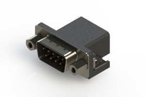 625-009-662-053 - Right Angle D-Sub Connector