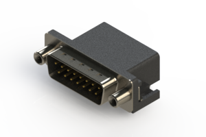 625-015-262-000 - Right Angle D-Sub Connector