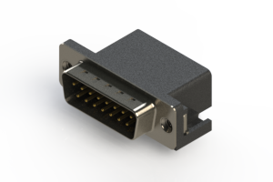625-015-262-002 - Right Angle D-Sub Connector