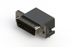 625-015-362-042 - Right Angle D-Sub Connector