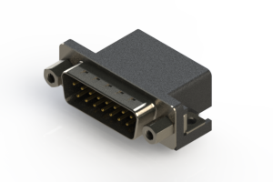 625-015-662-013 - Right Angle D-Sub Connector
