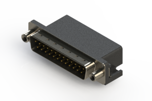 625-025-262-500 - Right Angle D-Sub Connector