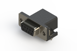 626-009-262-040 - Right Angle D-Sub Connector