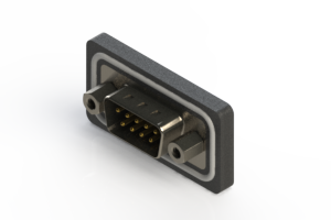 629-W09-640-012 - Waterproof D-Sub Connectors