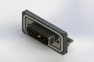629W11W1240-1N3 - Waterproof Right Angle Combo Dsub
