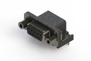 630-009-240-033 - D-Sub Right Angle Connector
