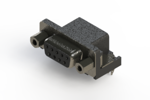 630-009-240-043 - D-Sub Right Angle Connector