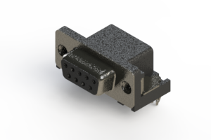 630-009-240-045 - D-Sub Right Angle Connector