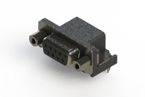 630-009-240-543 - D-Sub Right Angle Connector
