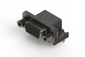 630-009-340-033 - D-Sub Right Angle Connector