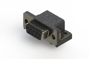 630-009-640-011 - D-Sub Right Angle Connector