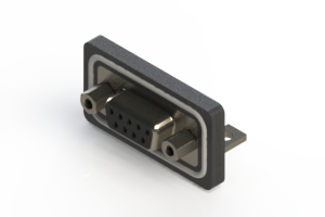 630-W09-340-015 - Waterproof D-Sub Connectors