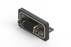 630-W09-640-015 - Waterproof D-Sub Connectors