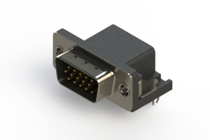633-015-263-041 - Right Angle D-Sub Connector