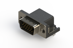633-015-263-042 - Right Angle D-Sub Connector