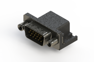 633-015-263-500 - Right Angle D-Sub Connector