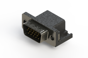 633-015-263-501 - Right Angle D-Sub Connector