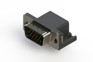 633-015-263-505 - Right Angle D-Sub Connector