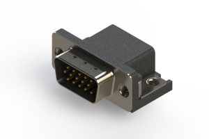 633-015-263-555 - Right Angle D-Sub Connector