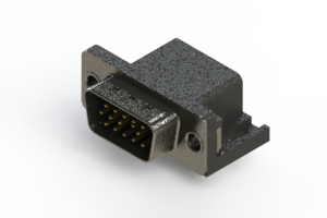 633-015-273-001 - Right Angle D-Sub Connector