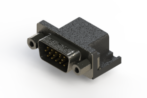 633-015-273-003 - Right Angle D-Sub Connector