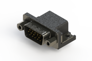 633-015-273-013 - Right Angle D-Sub Connector