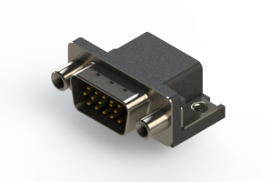 633-015-273-050 - Right Angle D-Sub Connector