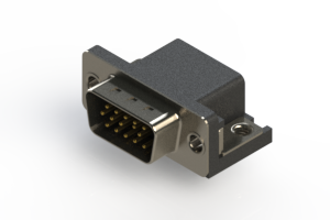 633-015-273-051 - Right Angle D-Sub Connector