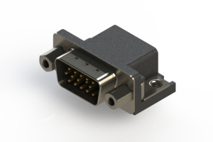 633-015-273-053 - Right Angle D-Sub Connector