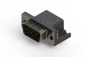 633-015-273-502 - Right Angle D-Sub Connector